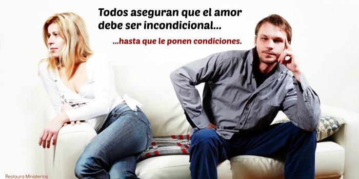 Amor… ¿incondicional?