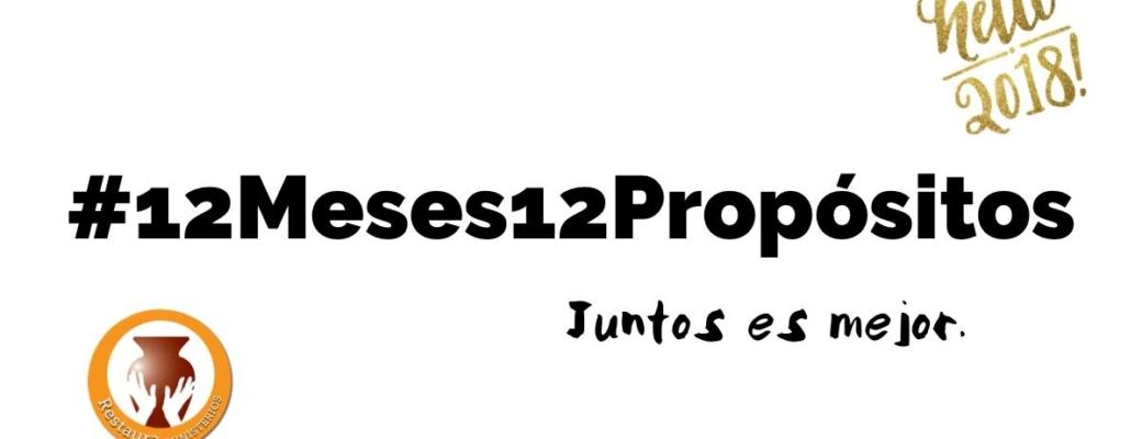 #12Meses12Propósitos